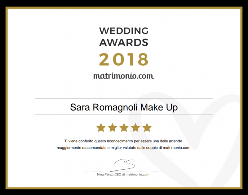Wedding Award 2018 | Matrimonio.com