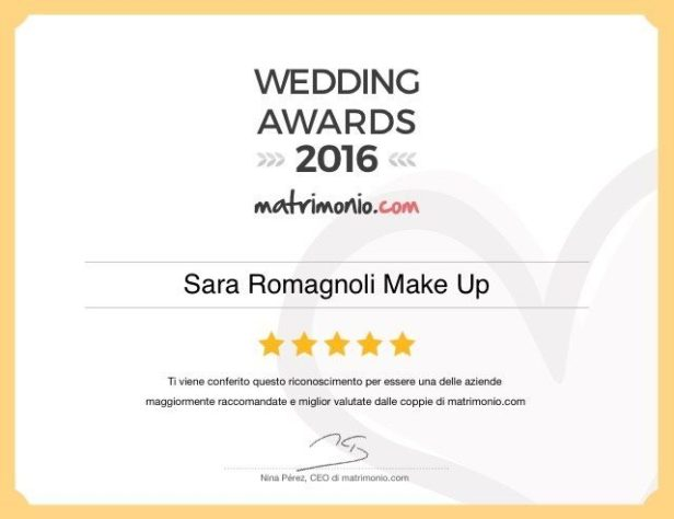 Wedding Award 2016 | Matrimonio.com